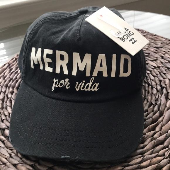 MERMAID Baseball Cap 06d5aa26e76